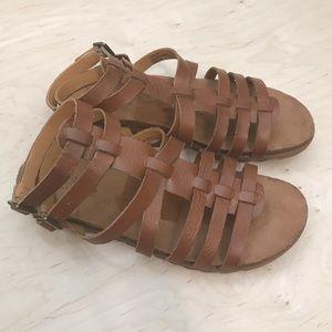 ad125d5d84e Kork-Ease Shoes - Korks by Kork Ease Linora Gladiator Sandals 10 M
